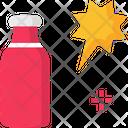 Milk Advertisement Milk Bottle Advertise Milk Bottle Icon