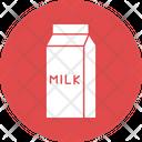 Milk Beverage Icon