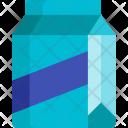 Milk Beverage Box Icon