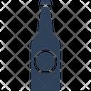 Milk Bottle Liquor Food Beverage Icon