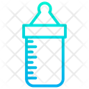 Baby Bottle New Born Fider Icon