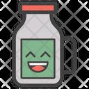 Milk Milk Bottle Milk Container Icon