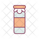 Milk Bottle Milk Can Can Icon
