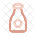 Milk Bottle Baby Icon