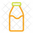 Farming Milk Bottle Milk Can Icon