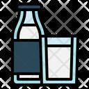 Milk Milk Bottle Food And Restaurant Icon