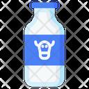 Milk Bottle Drink Milk Icon