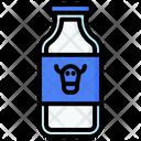 Milk Bottle Milk Breakfast Icon