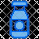 Milk Bottle Beverage Restaurant Icon