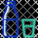Milk Bottle Milk Drink Icon