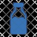 Milk Bottle Juice Icon