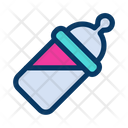 Milk Bottle Baby Bottle Icon