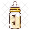 Milk Bottle Pack Measurement Scaling Bottle Icon