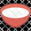 Milk Bowl Icon
