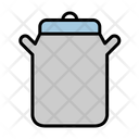 Milk Can Can Milk Container Icon