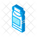 Milk Can Factory Icon