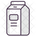 Milk Can Bottle Icon