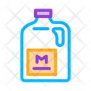 Canister Dairy Drink Icon