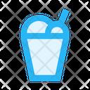 Milk Cocktail Icon