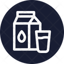 Milk Container Icon