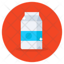 Milk Container Dairy Product Organic Product Icon