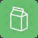 Milk Container Liquor Icon