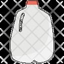 Milk Container Milk Bottle Fresh Milk Icon