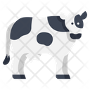 Milk Cow Cow Cattle Icon