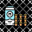 Milk Cream Icon