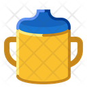 Bottle Cup Feeder Icon