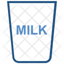 Milk Drink Farming Icon