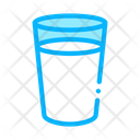 Glass Milk Dairy Icon