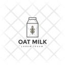 Milk Logo Icon