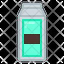 Milk Coffee Shop Icon
