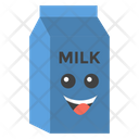 Milk Milk Bottle Milk Container Icon