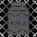 Milk Drink Food Icon