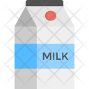 Milk Pack Package Icon