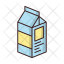 Milk Package Sweet Icon