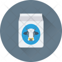 Milk Pack Carton Icon