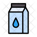 Milk Pack Tetra Icon