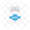 Milk Pack Milk Tetra Milk Icon
