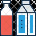 Milk Dry Liquor Icon