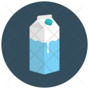 Milk Carton Package Icon