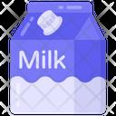 Milk Bag Milk Pack Milk Pouch Icon