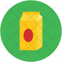 Milk Pack Juice Icon