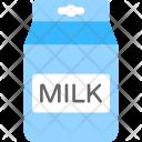 Milk Bottle Container Icon