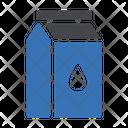 Milk Pack Tetra Icon
