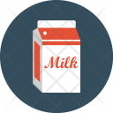 Milk Package Drink Icon