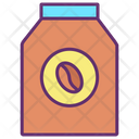 Milk Packet Icon