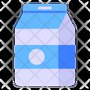 Milk Packet Icon